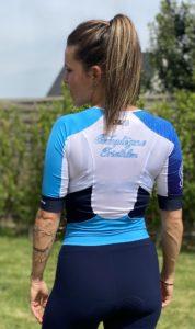Lara roelandt Compiegne triathlon